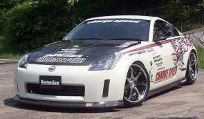 Frontspoiler Botton Line Nissan 350Z