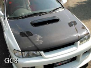 CHARGE-SPEED CARBON HOOD IMPREZA GT