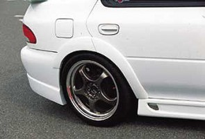 REAR OVER FENDER IMPREZA GT