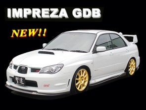 CHARGESPEED GDB.F Frontspoiler lipp