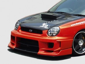 CHARGESPEED FRONTBUMPER IMPREZA 2001