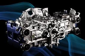 TOMEI Subaru EJ25 Genesis 2.5L Longblock Motor