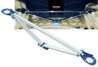 CUSCO REAR STRUT BARS WRX/STI