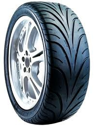 FEDERAL TIRE SEMI SLICK RS-R