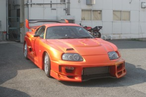CHARGESPEED WIDE BODY KIT SUPRA TURBO