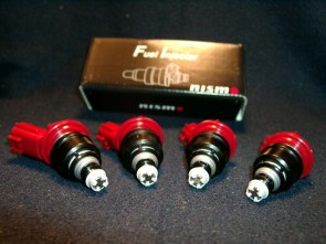 Nismo 740cc Side Feed Fuel Injectors