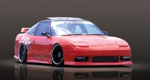FRONT BUMPER Typ A NISSAN S13 Silvia