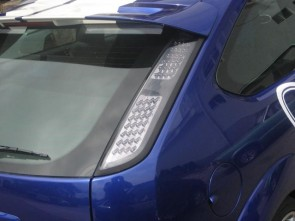 LED Rückleuchten schwarz