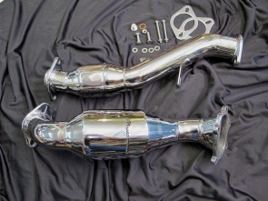 "Maxspeed 3"" Downpipe & Katalisator Subaru WRX STI 2001-05"