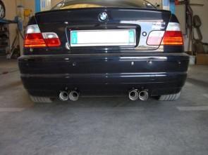 MAXSPEED SPORT EXHAUST BMW M3