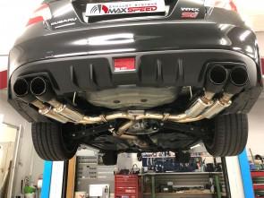 Maxspeed Auspuffanlage Impreza STI 2011-2018 R1R