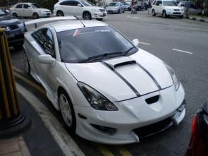 Veilside Typ Front Bumper Celica T23 2001/