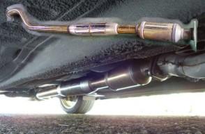 Maxspeed Katalisator Subaru Legacy 2.0/2.5  BP/BL