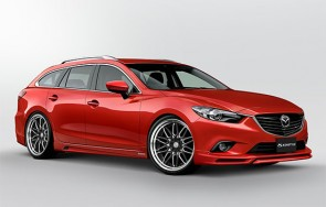 Kennstyle Mazda 6 Body kit