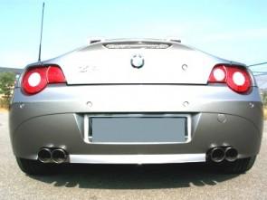 MAXSPEED EXHAUST BMW Z4