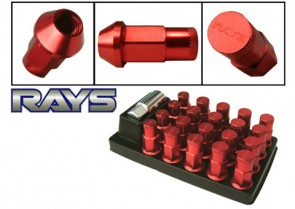 Rays Lug Nuts Long Type (Forged)