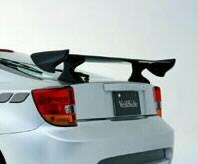 Rear Wing Veilside Carbon