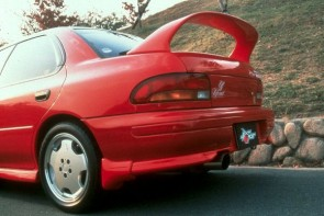REAR WING GC8 IMPREZA