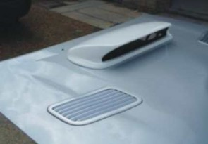 LARGE AIR SCOOP IMPREZA 94/96 in Style 2003