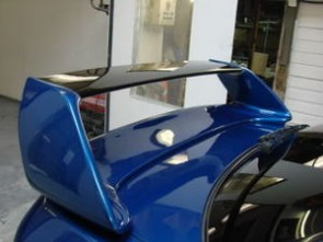REAR WING / HECKSPOILER GC