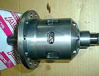 STI Front differential