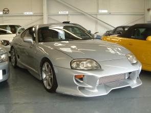 veilside Body kit Replica Toyota Supra