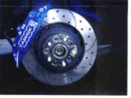 Big Brake Kit SUBARU Impreza