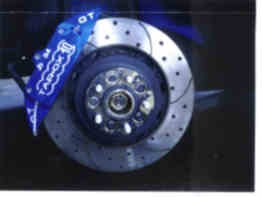 Big Brake Kit SUBARU Impreza