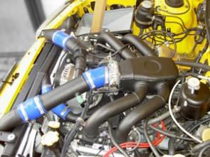INTAKE MANIFOLD WRC SUBARU WRX STI