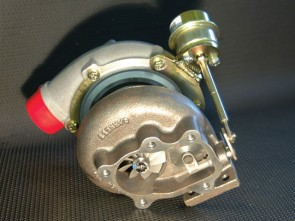 500 ABARTH TURBOCHARGER