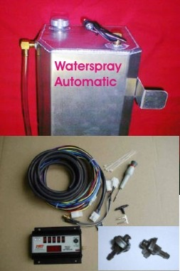 AUTOMATIC INTERKOOLER WATERSPRAY