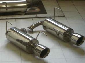 Maxspeed Exhaust Legacy Turbo