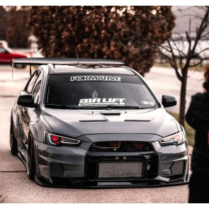 MS Full Body Wide  kit Mitsubishi Evolution