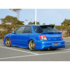 WRX WAGON BODY KIT LIBERAL