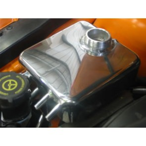 FOCUS ST Fabricated Aluminium Water Header Tank