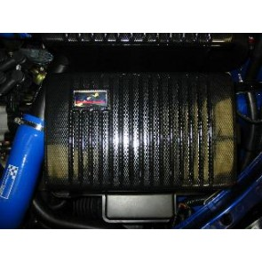 BATTERY COVER CARBON FOCUS RS