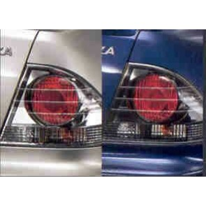 Rear tail light black