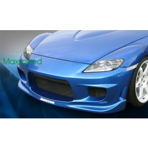 Frontbumper ING Mazda RX8
