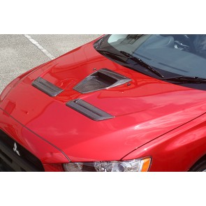HOOD SCOOP EVO X