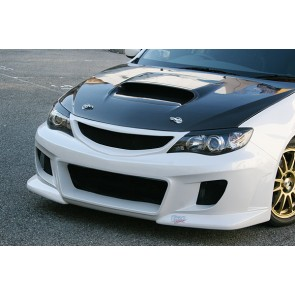 WRX 2008 FRONT BUMPER CHARGESPEED
