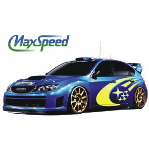 WRX 2008 FULL BODY KIT WRC R