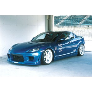 FULL Body Kit INGS MAZDA RX8