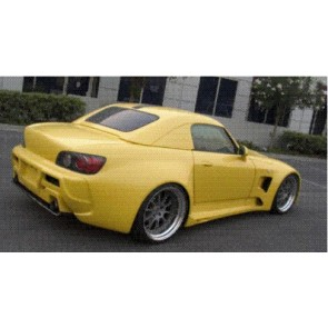 SIDE SKIRTS WB S2000