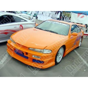 BOMEX FRONTBUMPER 200SX 97/98