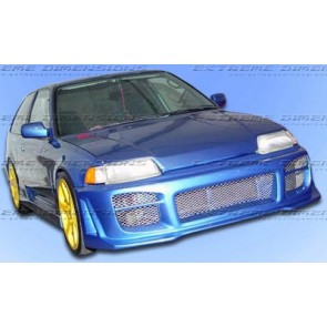 R34 STYLE FRONT BUMPER CRX 88/91