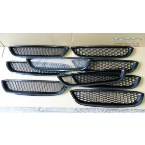 2009-2012 Hyundai Genesis Coupe Carbon Fiber Front Grill
