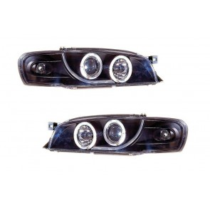 Projector Light Black Led Impreza GC8 GT92/00