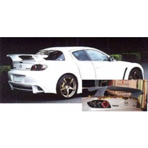 REAR WING RX8 GTC