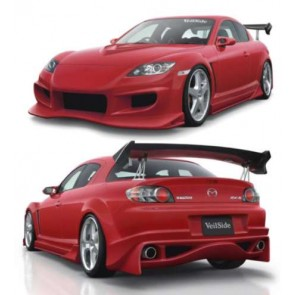 veilSide BODY KIT RX8