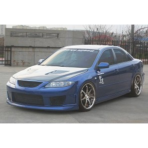 MAZDA 6 CHARGESPEED BODY KIT